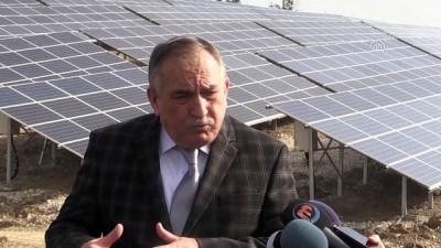 Güneş enerjisinden elektrik üretiminde geri sayım - BOLU