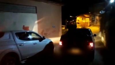 Hakkari merkezli 3 ilde göçmen kaçakçılarına yönelik operasyon; 7 gözaltı