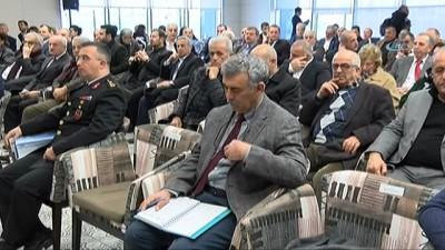 İstanbul Valisi Vasip Şahin, muhtarlar ile bir araya geldi