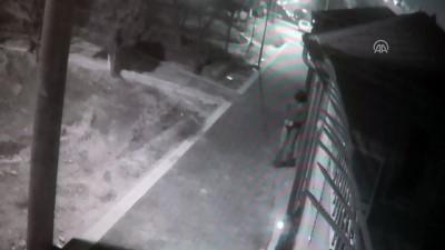 Kar maskeli ve silahlı soygun güvenlik kamerasında - BURSA
