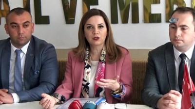 MHP'li Arzu Erdem: 'Hadım cezasının gelmesi şart. Bana göre ya idam ya hadım'