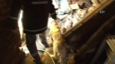Polis ekiplerinden hamamda uyuşturucu baskını