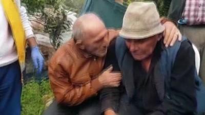 Şehit babasını ağlatan teselli