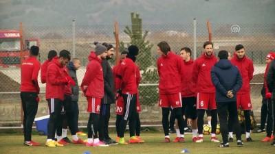 Sivasspor üst sıralarda kalmayı hedefliyor - SİVAS
