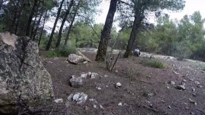 Afrin operasyondaki çatışmalar kameralara yansıdı