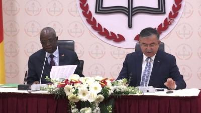 Türkiye'den Afrika'ya eğitim hamlesi - ANKARA