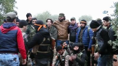 - Zeytin Dalı Harekâtında kuzey ve kuzey doğu hattı birleşti