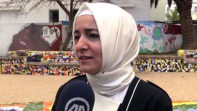 Aile ve Sosyal Politikalar Bakanı Kaya - Çocuk istismarıyla mücadele - RABAT