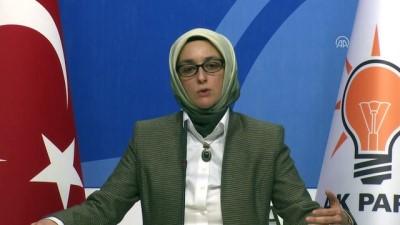 AK Parti'li kadınlar çocuk istismarı çalıştayı yapacak - ANKARA