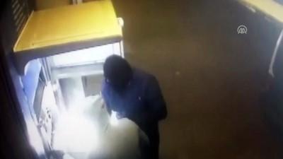 ATM hırsızı suçüstü yakalandı - AKSARAY