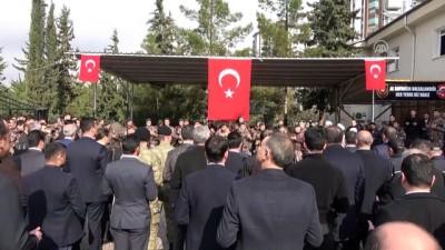 Bakan Fakıbaba, PÖH timini Afrin'e uğurladı - ŞANLIURFA