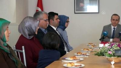 Başarılı Türk öğrenciler ödüllendirildi - KÖLN