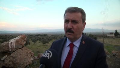 BBP Genel Başkanı Destici: ''Hangi şekilde olursa olsun bu ittifak inşallah sağlanacaktır'' - HATAY