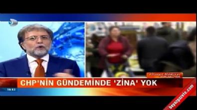 Bülent Tezcan'dan Ahmet Hakan'a 'zina' telefonu