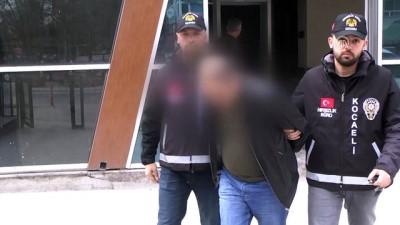 Gölcük'te iş yerinden hırsızlık iddiası - 2 şüpheliden biri tutuklandı - KOCAELİ