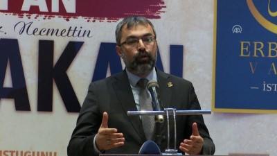 'Konuştuğunu Yapan Erbakan' sloganıyla anılacak (2) - İSTANBUL
