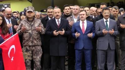 Özel herakat polisleri dualarla Afrin'e uğurlandı - SİİRT