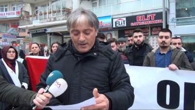 Sinop'tan Mehmetçiklere destek için yola çıktılar