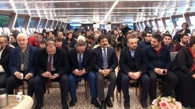 Sultan 2'nci Abdülhamid Han İstanbul Boğaz'ında anıldı