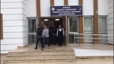 Uyuşturucu operasyonu: 14 gözaltı - ANTALYA