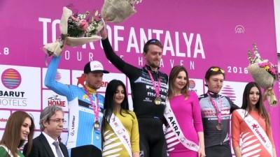 Antalya Bisiklet Turu Kemer etabı ödül töreni - ANTALYA