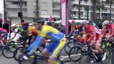 Antalya Bisiklet Turu Kemer etabını Wim Kleiman kazandı - ANTALYA