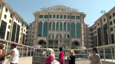 Antalya merkezli FETÖ operasyonu: 23 gözaltı
