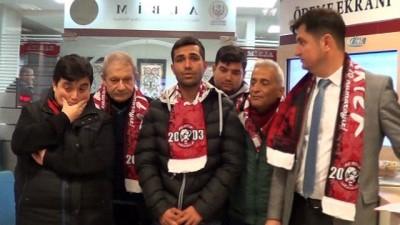 Balkes taraftarlarından Afrin Kahramanlarına destek