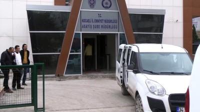Banka para nakil aracının soyulması - 3 şüpheli tutuklandı - KOCAELİ