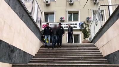 Beyoğlu'nda bir kadının araçtan atılarak öldürülmesi zanlıları adliyede - İSTANBUL