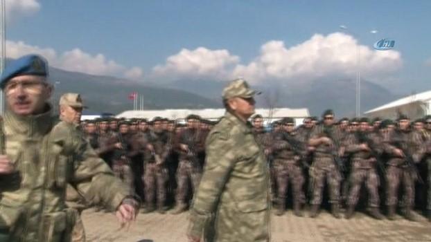 Gaziantep E Kurulan Askeri Us Torenle Hizmete Aciliyor
