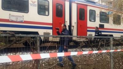 Salihli'de tren kazası: 1 ölü