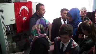 Afrin şehidinin babası oğlunu gözyaşlarıyla anlattı - KONYA
