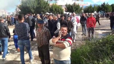 Antalya'da iş yeri yangını Haberi