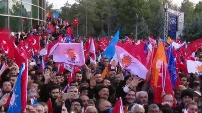 Başbakan Yıldırım: ''Darbecilere darbeyi vurdunuz' - KAYSERİ