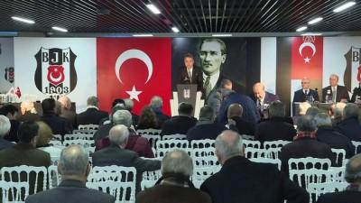 Beşiktaş Kulübü Divan Kurulu Toplantısı tamamlandı - İSTANBUL
