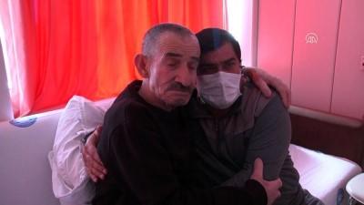 Böbreğiyle oğluna hayat verdi - ANKARA