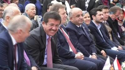 """Ekonomi Bakanı Zeybekci, """"2018'de Türkiye yaklaşık olarak özel sektör eliyle 100 milyar doların üzerinde yatırım yapacak"""""""