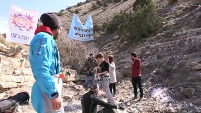 'Sakin kent Uzundere' ekstrem sporcularının gözdesi - ERZURUM
