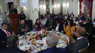 STK'lerden Zeytin Dalı Harekatı'na destek - ANKARA