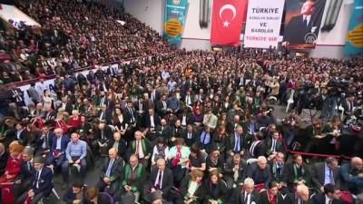 TBB'den 'Söz Savunmanın' toplantısı - Feyzioğlu: 'Meslek örgütleri parçalanmamalıdır' - ANKARA