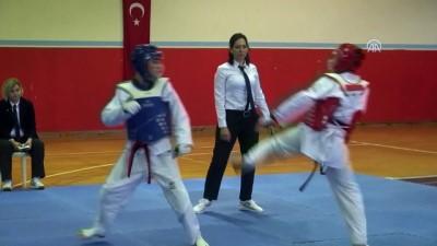 Tekvando: Anadolu Yıldızlar Ligi Müsabakaları - ANTALYA