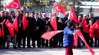 Zeytin Dalı Harekatı'na din görevlilerinden manevi destek - ERZURUM