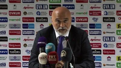 Aytemiz Alanyaspor - Trabzonspor maçının ardından - ANTALYA