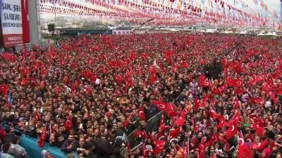 Cumhurbaşkanı Erdoğan: 'İnşallah Afrin'de fetih bekliyoruz' - ŞANLIURFA