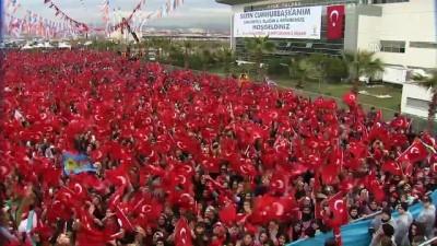 Cumhurbaşkanı Erdoğan: 'PYD'nin başı yakalandı. Çekya inşallah bunu Türkiye'ye teslim eder' - ŞANLIURFA