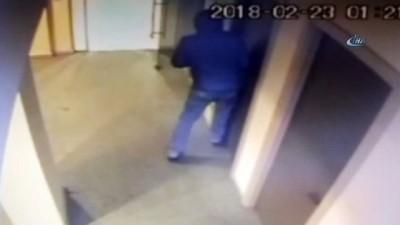 Hırsızlık yaptıktan 2 buçuk saat sonra kavgaya karışınca yakalandı