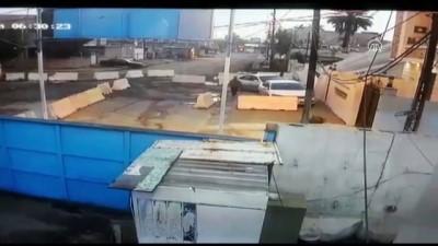 İntihar saldırısı girişimi güvenlik kamerasında - KERKÜK