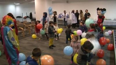 Medicana Konya'da, Sağlam Çocuk Polikliniği hizmete açıldı