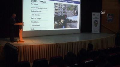 Sağlık personeline 'terör' semineri - HAKKARİ